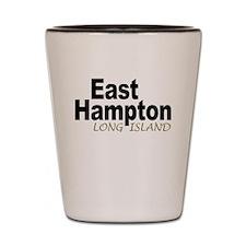 East Hampton LI Shot Glass