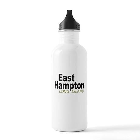 East Hampton LI Stainless Water Bottle 1.0L