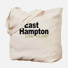 East Hampton LI Tote Bag