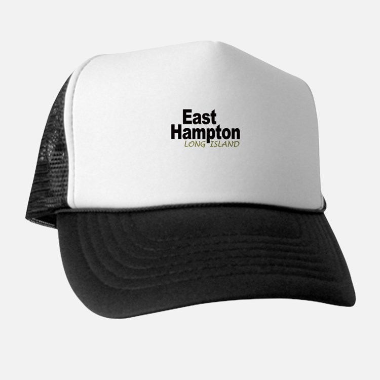 East Hampton LI Trucker Hat