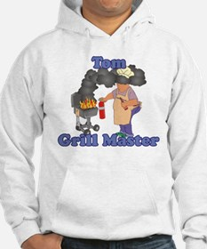 Grill Master Tom Hoodie