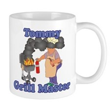 Grill Master Tommy Mug
