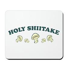Holy Shiitake Mousepad