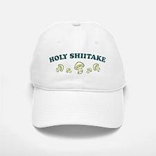 Holy Shiitake Baseball Baseball Cap