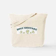 Holy Shiitake Tote Bag