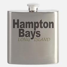 Hampton Bays LI Flask