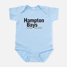 Hampton Bays LI Infant Bodysuit