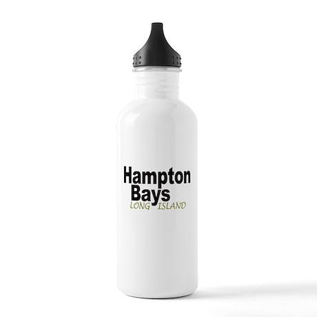 Hampton Bays LI Stainless Water Bottle 1.0L