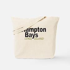 Hampton Bays LI Tote Bag