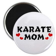 Karate Mom Magnet