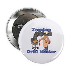 """Grill Master Trenton 2.25"""" Button"""