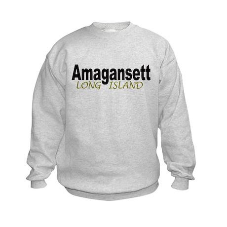 Amagansett LI Kids Sweatshirt