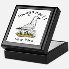 Seagull Amagansett Keepsake Box
