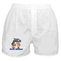 Grill Master Troy Boxer Shorts