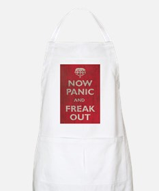 Now Panic And Freak Out Apron