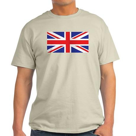 UK Union Jack Light T-Shirt