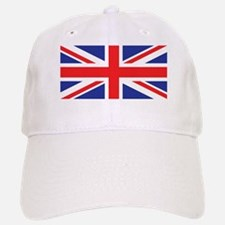 UK Union Jack Baseball Baseball Cap