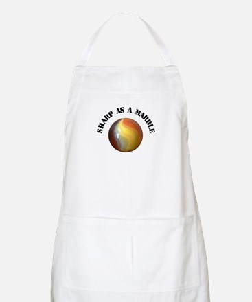 Sharp As A Marble BBQ Apron