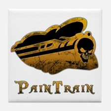 PainTrain Tile Coaster