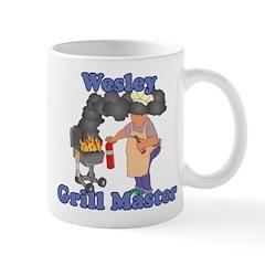 Grill Master Wesley Mug