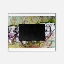 Piglets, Animal art! Picture Frame