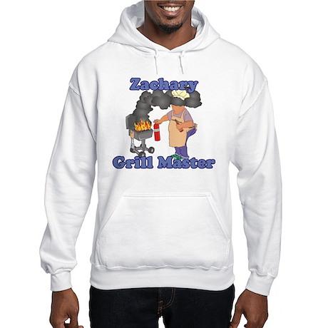 Grill Master Zachary Hooded Sweatshirt
