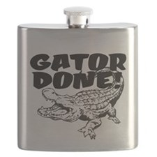 Gator Done! Flask