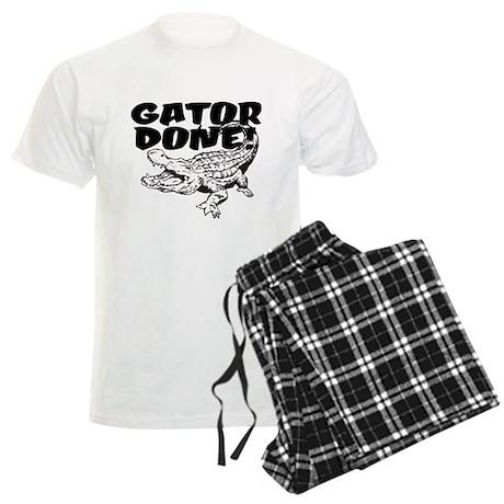 Gator Done! Men's Light Pajamas