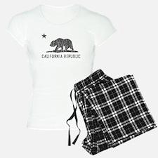 Vintage California Republic Pajamas