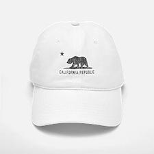 Vintage California Republic Baseball Baseball Cap