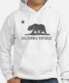 Vintage California Republic Jumper Hoody