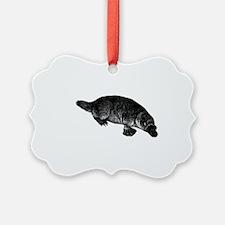Platypus Ornament