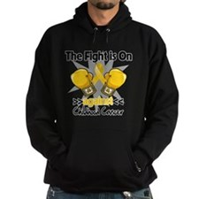 Fight On Childhood Cancer Hoodie