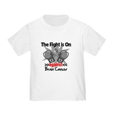 The Fight is on Brain Cancer T