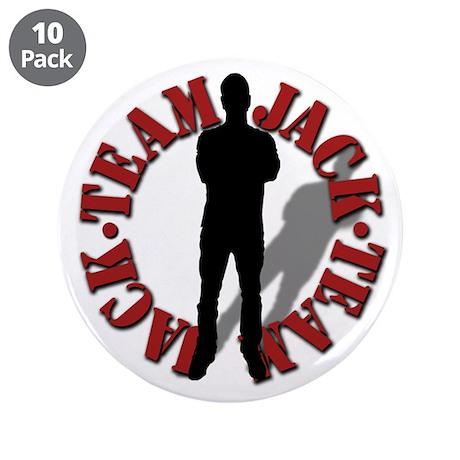 "Team Jack 3.5"" Button (10 pack)"
