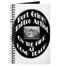 Bert Grimm Tattoo Artist Journal