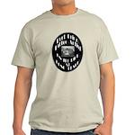 Bert Grimm Tattoo Artist Light T-Shirt
