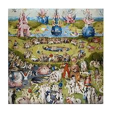 Bosch The Garden of Delights Tile Coaster