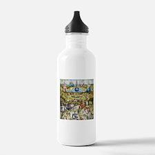Bosch The Garden of Delights Water Bottle