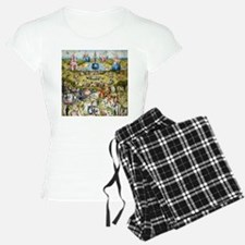 Bosch The Garden of Delights Pajamas