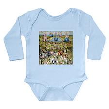Bosch The Garden of Delights Long Sleeve Infant Bo