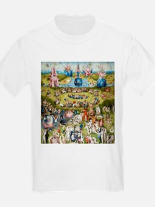 Bosch The Garden of Delights T-Shirt