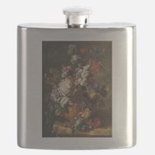 Bouquet of Flowers in an Urn Flask