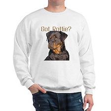 """Got Rottie?"" Sweatshirt"
