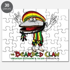 Bearded Clam: Puzzle