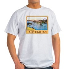Australia Travel Poster 10 T-Shirt