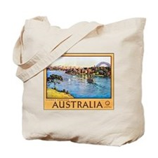 Australia Travel Poster 10 Tote Bag