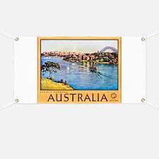 Australia Travel Poster 10 Banner
