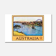 Australia Travel Poster 10 Car Magnet 20 x 12
