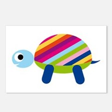 Happy Turtle Postcards (Package of 8)